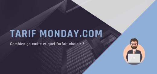 Tarif Monday Com