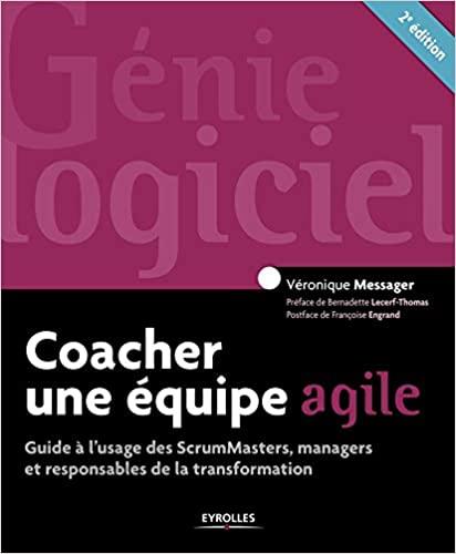 Coacher une équipe agile